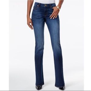 kut from the kloth high rise jeans